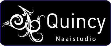 Quincy naaistudio logo